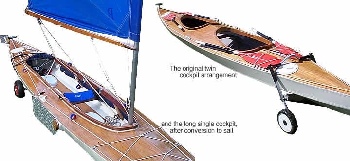 Ken Littledyke Kayak Plans